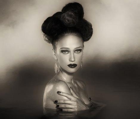 Makeup + Hair + Photo shoot