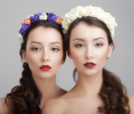 Make-up + Hair style